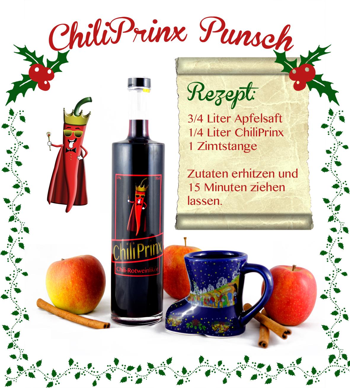 ChiliPrinx Punsch Rezept